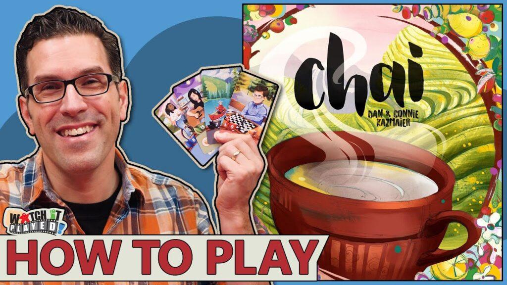 """How To Play"" Chai - Rodney Smith"