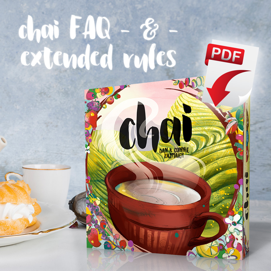 Chai FAQ and Extended Rules PDF Download