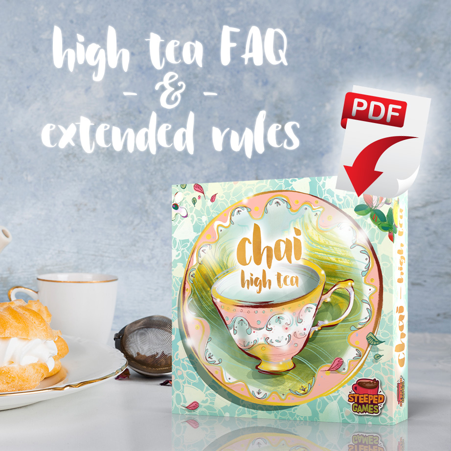 Chai High Tea FAQ and Extended Rules PDF Download